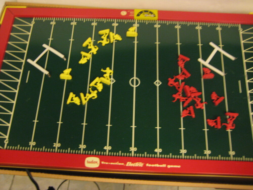 Vintage Electric Football Game 23