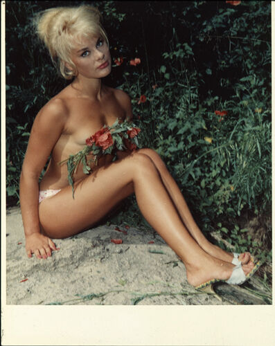 Elke Sommer Nude - 9 Pictures: Rating 8.37/10
