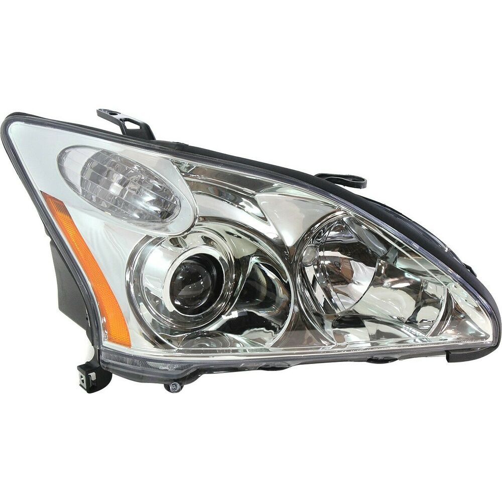 Lexus Rx 2005 2006 Automatic Transmission Speed: HID Headlight For 2004-2006 Lexus RX330 Passenger Side
