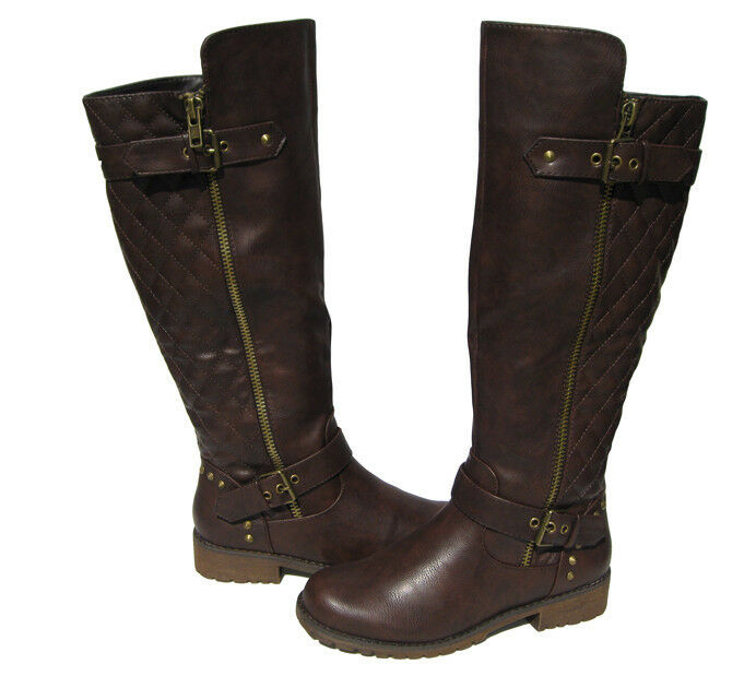 Amazing Brown Biker Boots Womens With Elegant Photos | Sobatapk.com