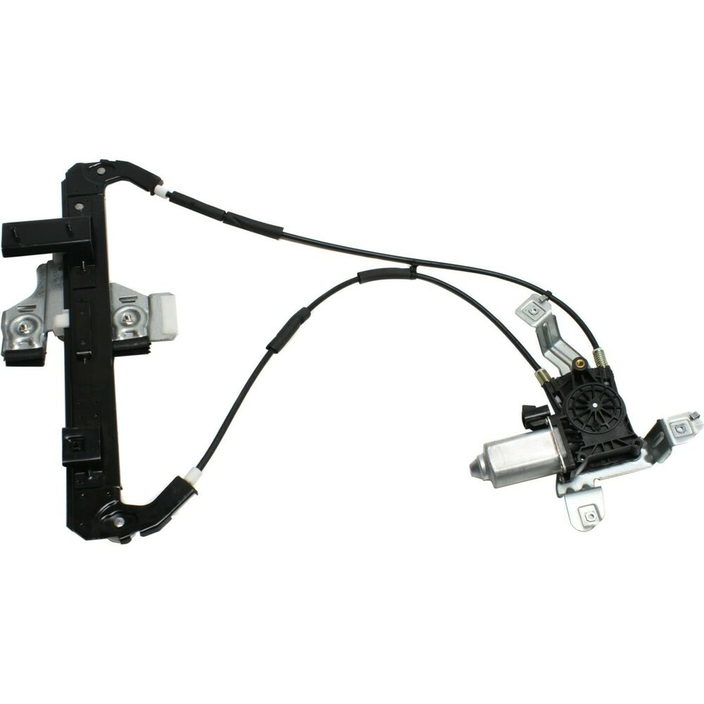 Power Window Regulator For 2000 2006 Chevrolet Tahoe Rear