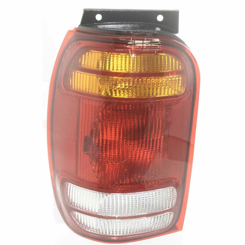 tail light for 98 01 ford explorer mercury mountaineer driver side. Black Bedroom Furniture Sets. Home Design Ideas