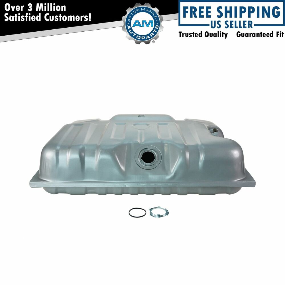 Gas Fuel Tank 19 Gallon Rear Mount For 73 78 Ford F100