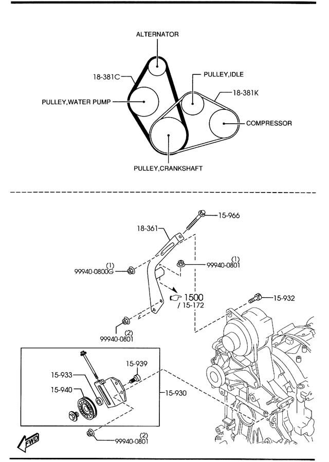 Mazda Rx 8 Diagram