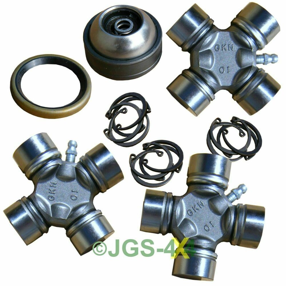 Land Rover Discovery 2 Front Propshaft Repair Kit Heavy