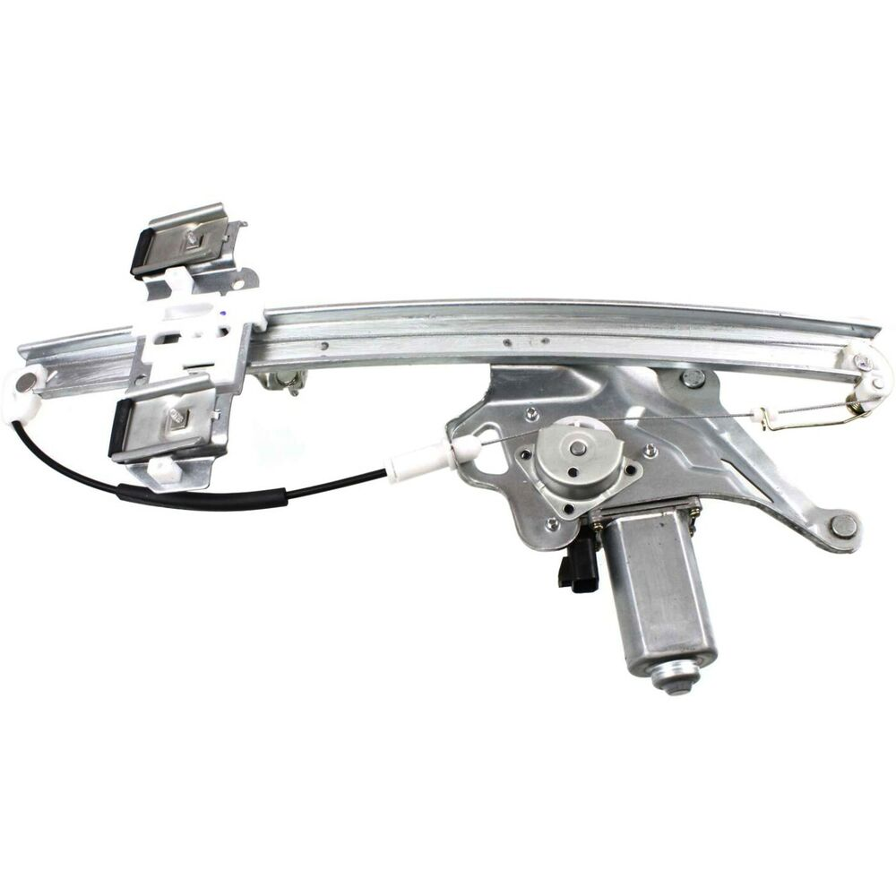 Power window regulator for 2000 2005 buick lesabre front for Window motor repair cost