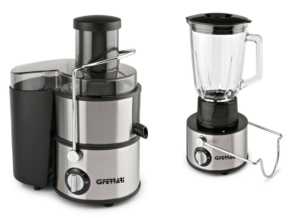 Electric Juice Extractor ~ Electric fruit juicer extractor and blender w free