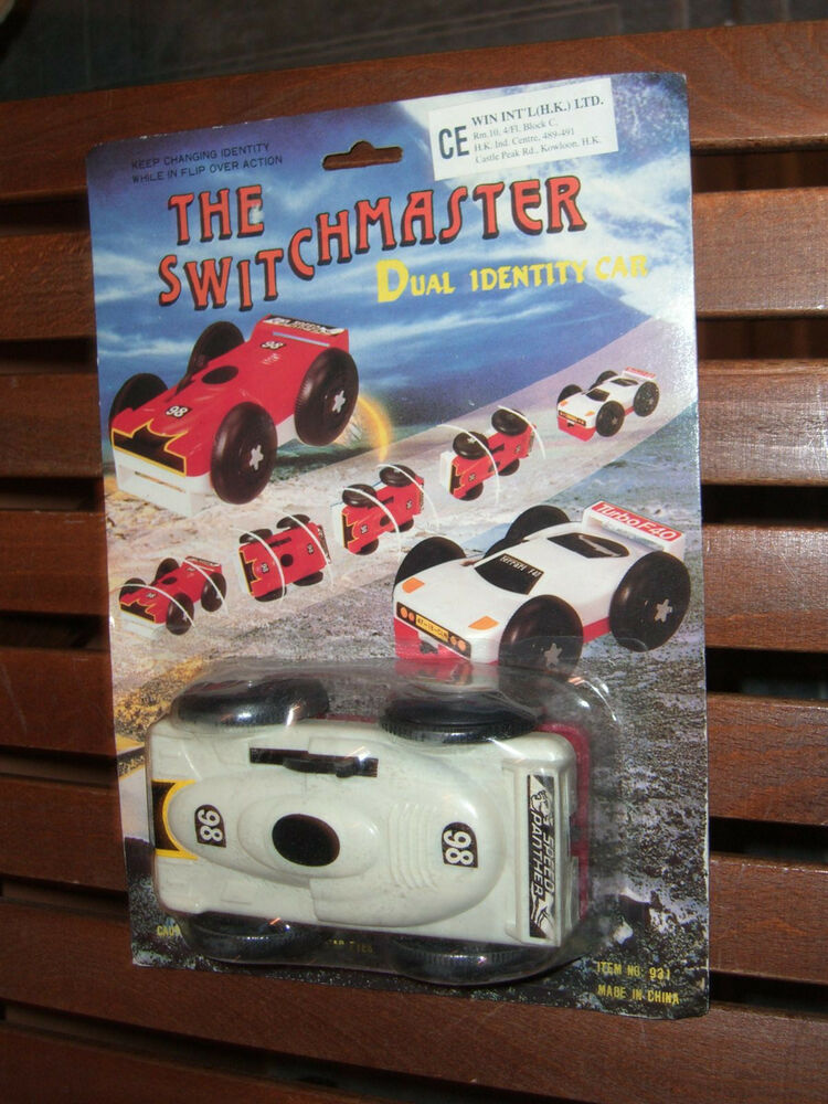 Toy Cars That Flip Over : S vintage toy car the switchmaster flip over battery