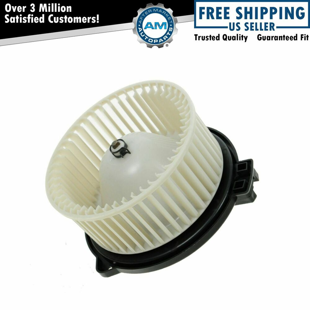 Heater blower motor w fan cage new for toyota avalon for Heater blower motor replacement