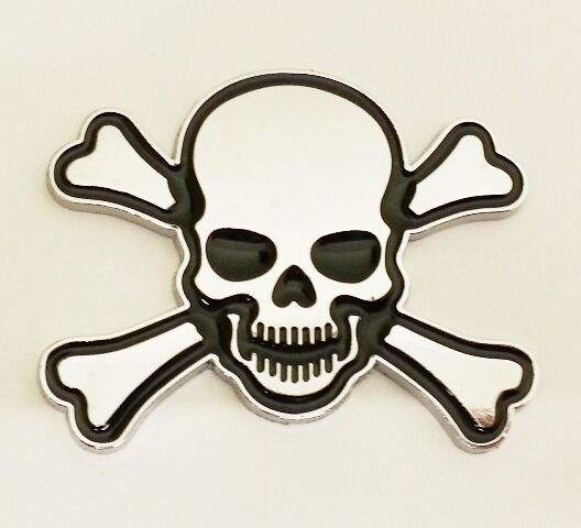 auto aufkleber 3d autoaufkleber sticker totenkopf aufkleber emblem skull metal ebay. Black Bedroom Furniture Sets. Home Design Ideas