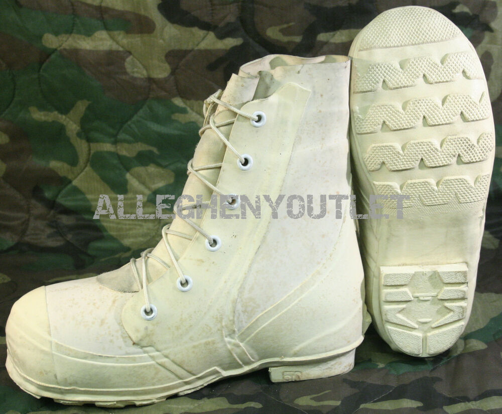 Usgi Military Cold Weather Mickey Mouse Bunny Boots 30