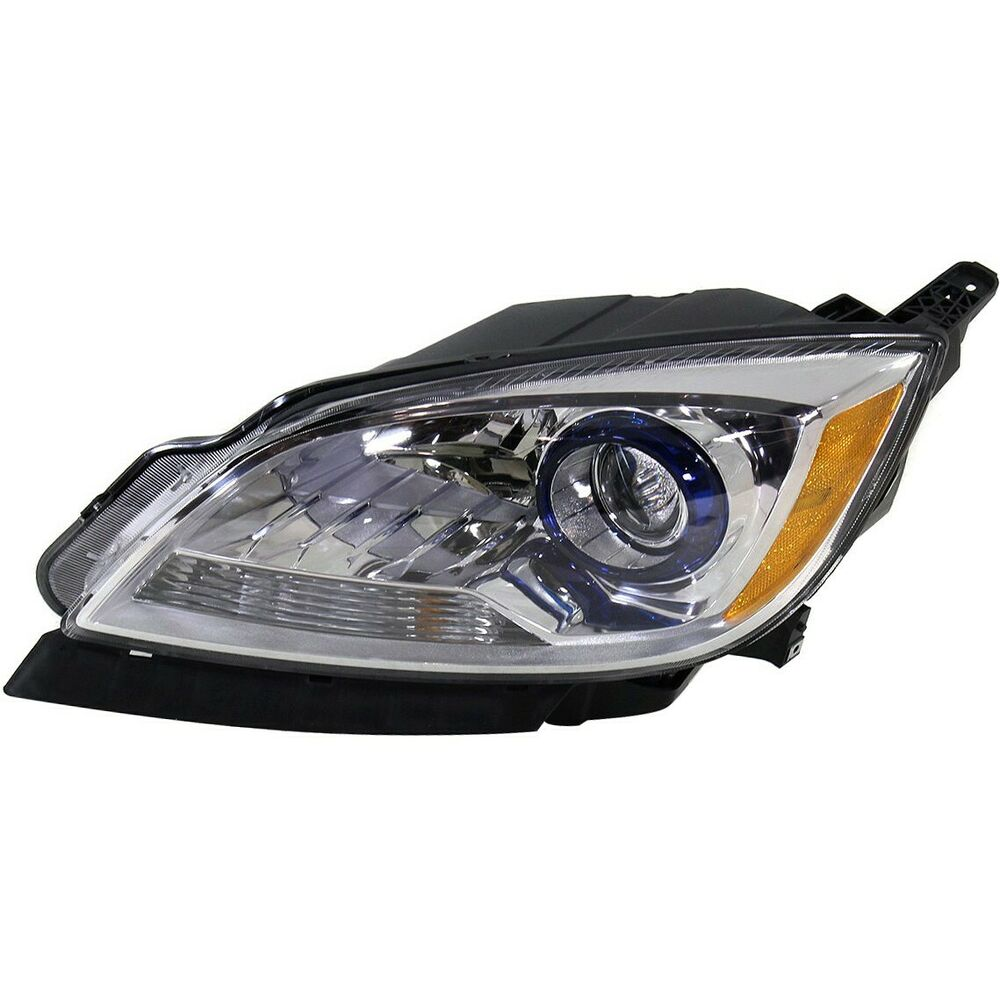 Headlight For 2012-2016 Buick Verano Driver Side W/ Bulb