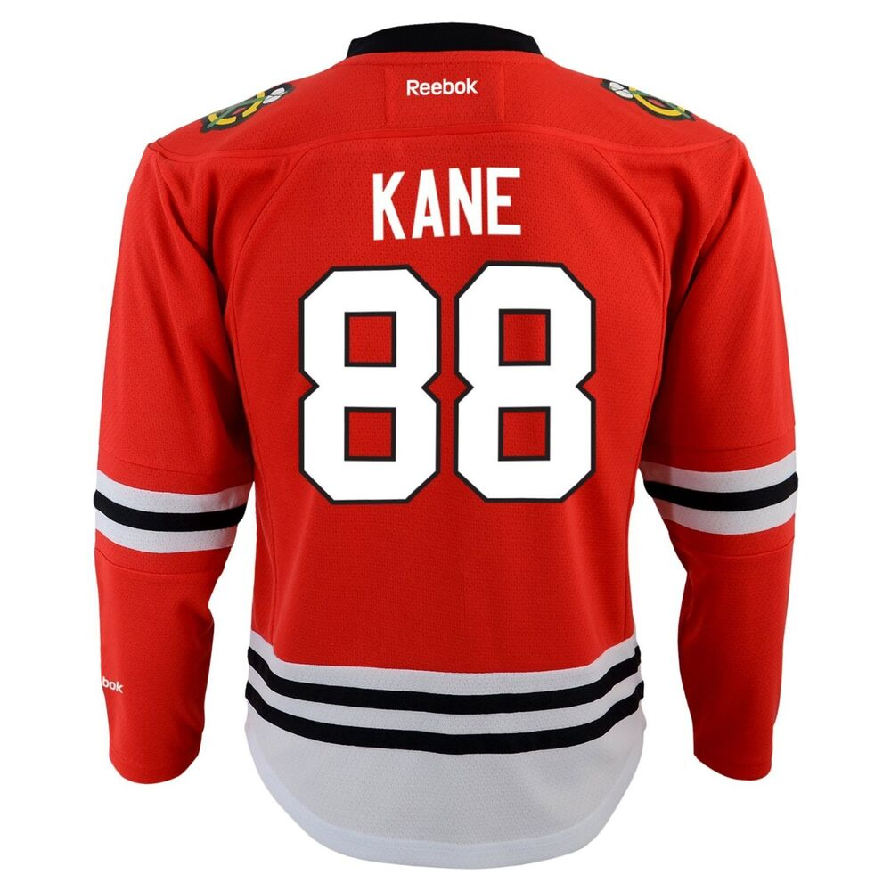 Infant Toddler Kids Chicago Blackhawks Jersey 88 Patrick