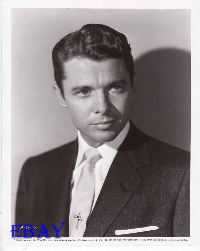 Audie Murphy Tough Vintage Photo Circa 1955 Ebay
