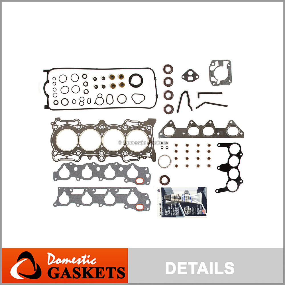 Acura Tl Cylinder Head Gasket Sets: 94-97 Honda Accord EX 1997 Acura CL 2.2L SOHC Graphite