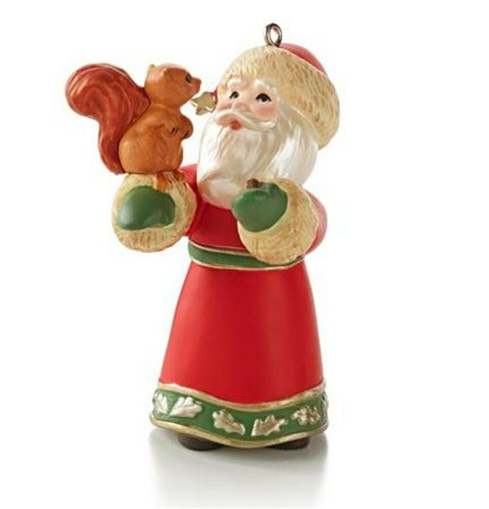 Hallmark 2013 a visit from santa series ornament ebay List of christmas ornaments