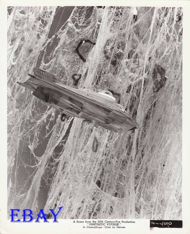 Model ship Fantastic Voyage VINTAGE Photo | eBay