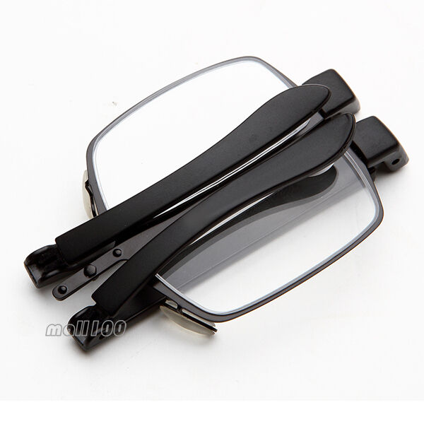 Plastic Glasses Frame Polish : Folding Plastic Frame Mini Portable Reading Glasses ...