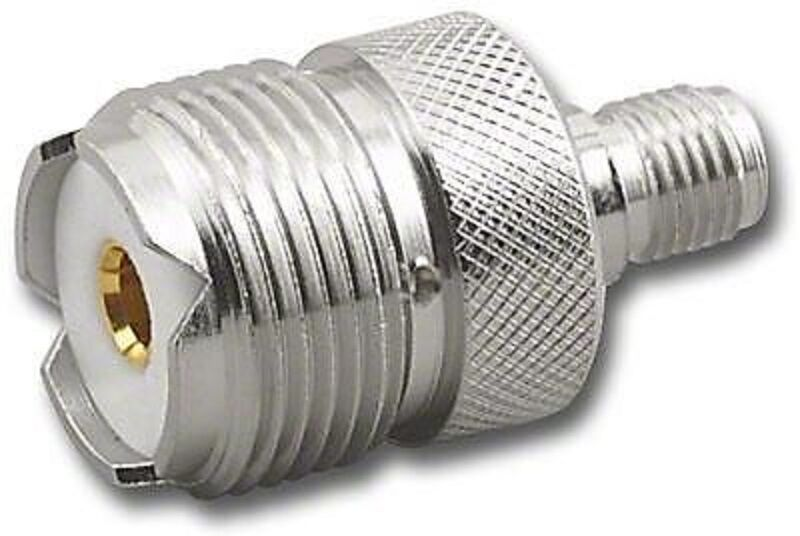 So pl female to sma reverse adaptor for