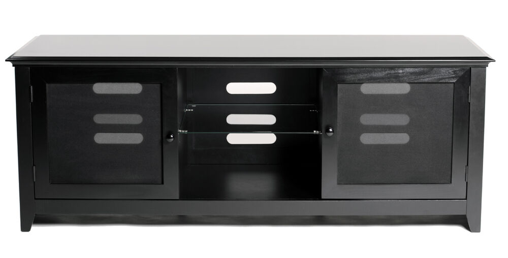 Transdeco Led Lcd Tv Stand Av Cabinet For 35 65 Inch