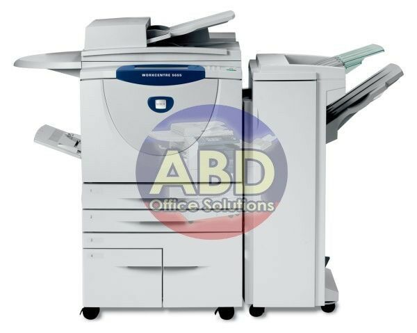 how to connect xerox printer to network