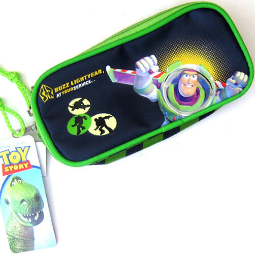 Case Of Toy Story Games : Buzz lightyear pencil case disney toy story stationery