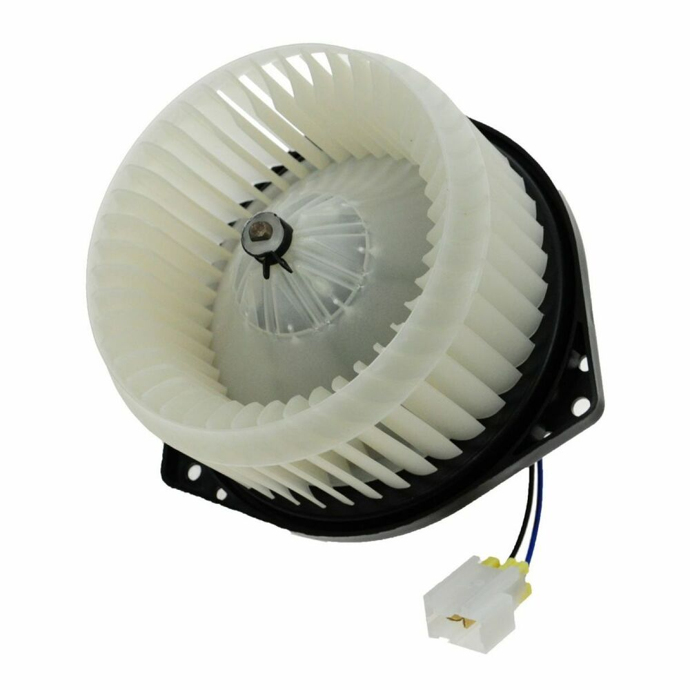 Heater Blower Fan : Heater a c ac blower motor w fan cage for sentra forester