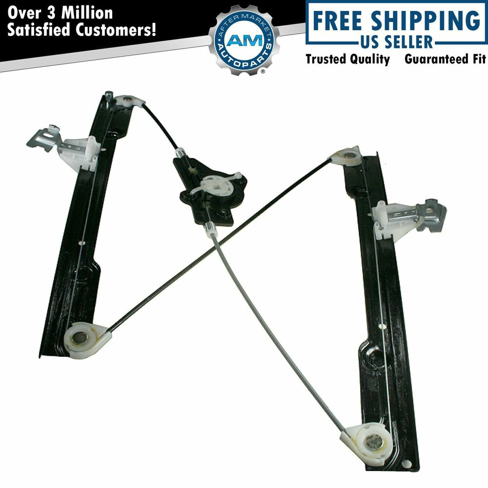 Power Window Regulator Front Rh Right Passenger Side For
