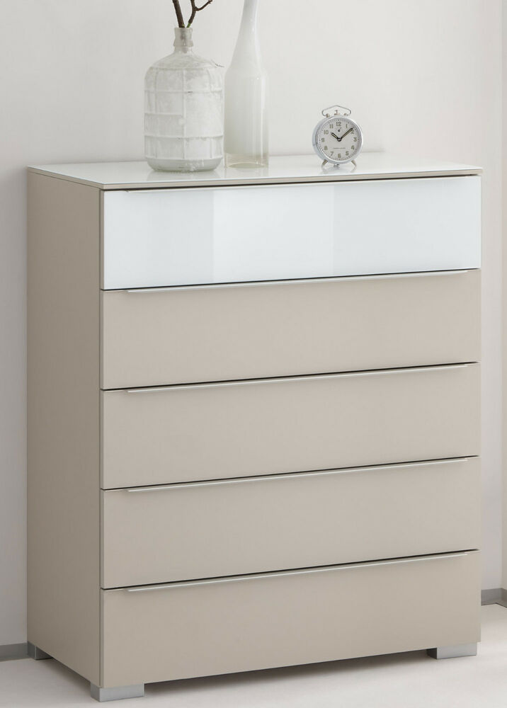 staud sonate moderne schubladen kommode 80 cm breit schmuckschubkasten optional ebay. Black Bedroom Furniture Sets. Home Design Ideas