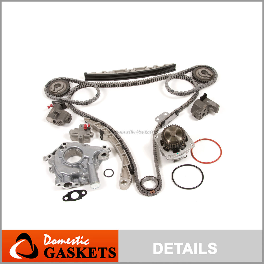 Nissan Murano Timing Chain