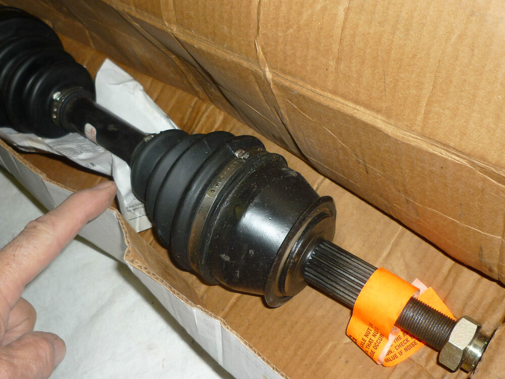 Car Axle Assembly : Front wheel drive axle assembly nib for general motors