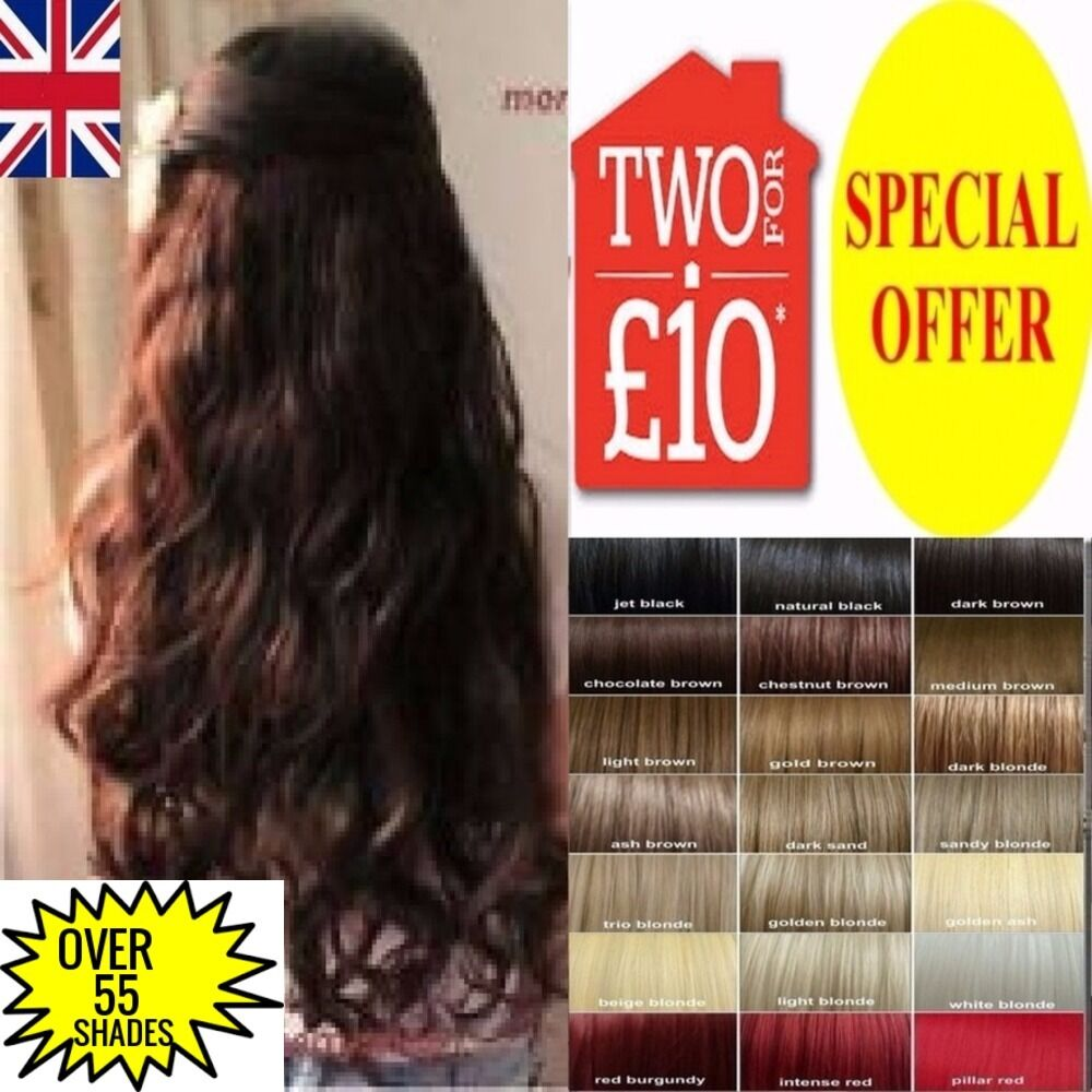 Details about Hair Extensions to buy Long 24 inch clip in japanese  kanekalon real high quality ede390757cd2