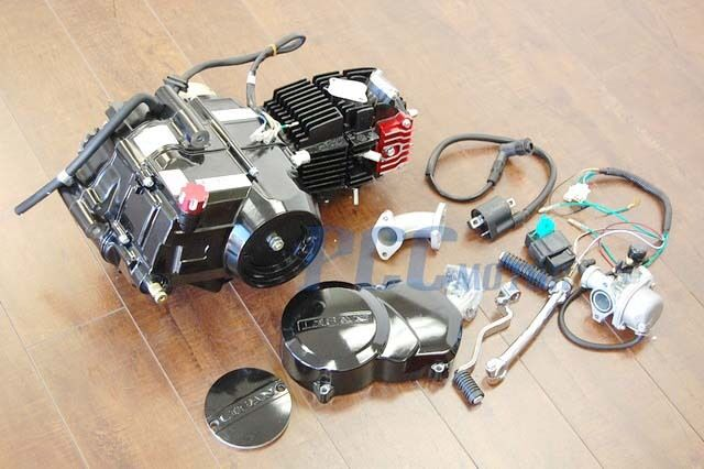 lifan 125cc motor engine w   dress up kit xr 50 70 crf70