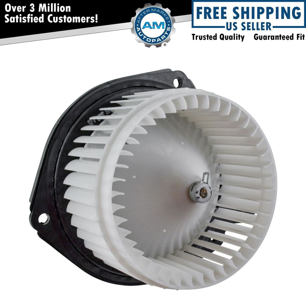 Heater Blower Fan : A c heater blower motor w fan cage for isuzu