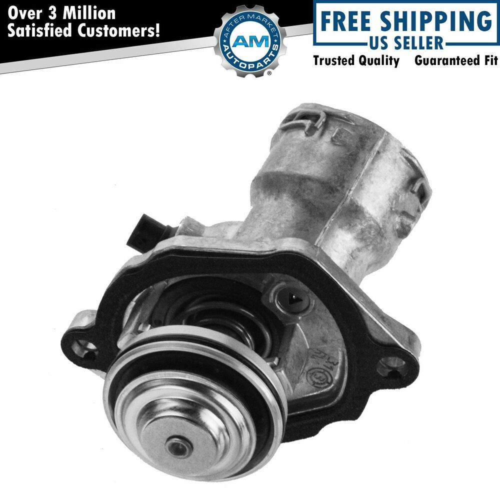 Thermostat w housing for mercedes benz c230 c280 c300 for Mercedes benz spare parts price list