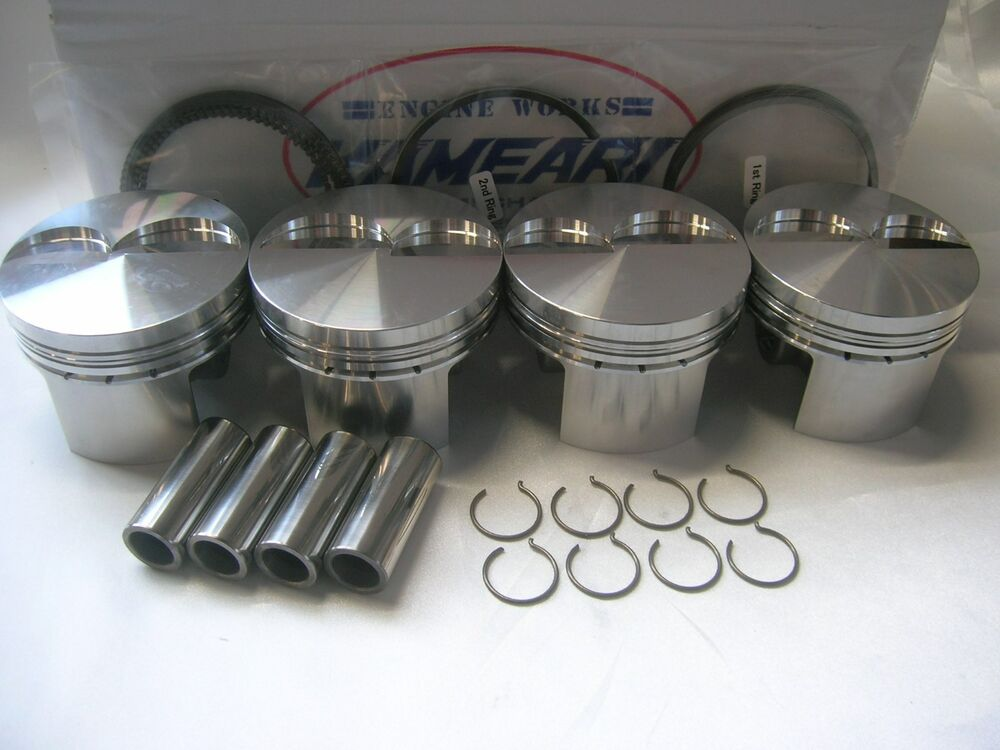 Datsun 1200 High Performance A14 79mm Forged Piston Kit