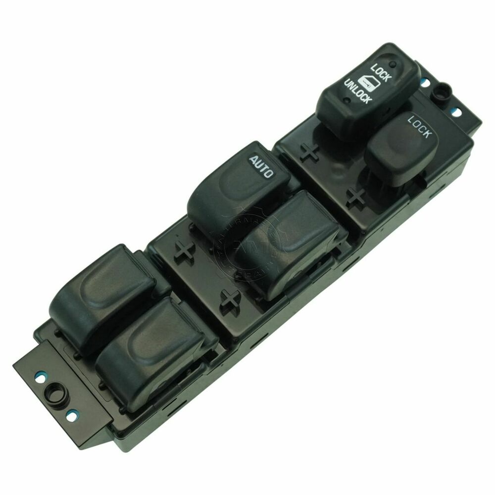 Master Power Window Switch Front Door Driver Side For