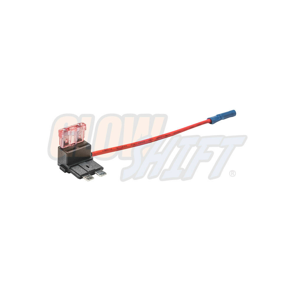new  glowshift expandable circuit w 4 amp standard ato fuse kit
