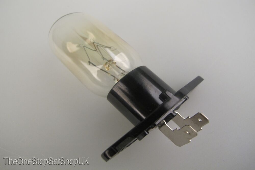 Panasonic Microwave Lamp Bulb 25w 240v Z612e7x50bp Right