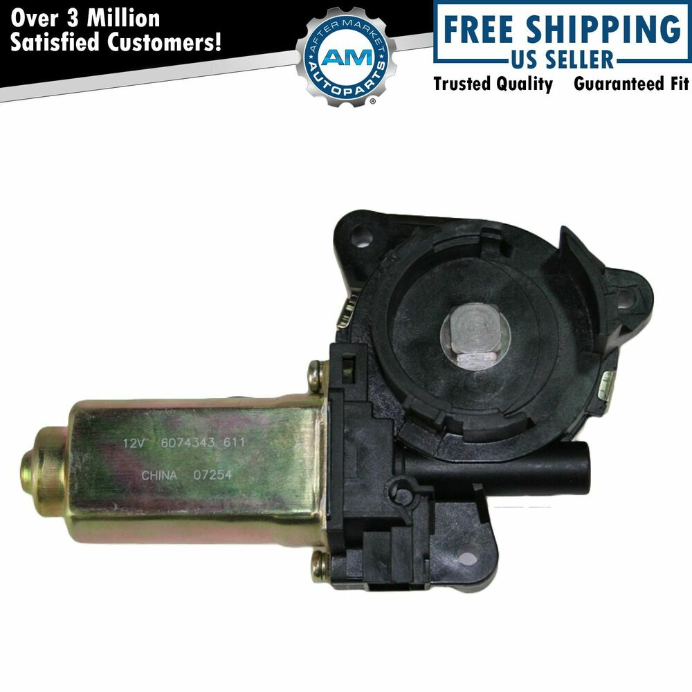 power window lift motor front passenger right rh for dodge
