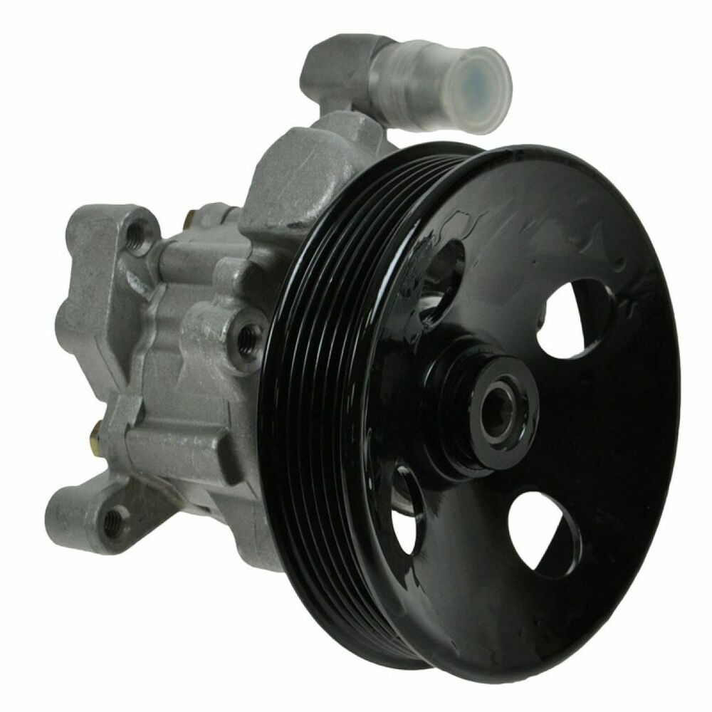Power steering pump w pulley for mercedes benz s class for Mercedes benz ml320 power steering pump