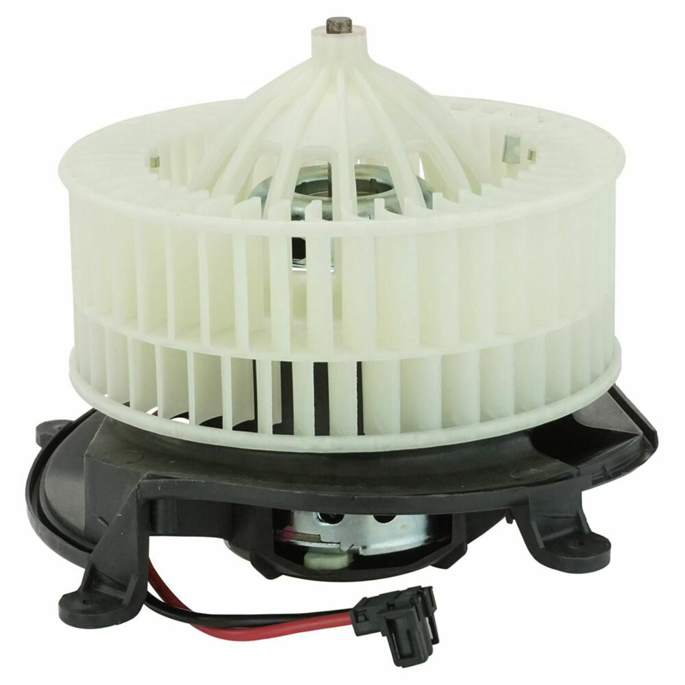 Heater Ac Blower Motor W Fan Cage For Mercedes 500 Amg