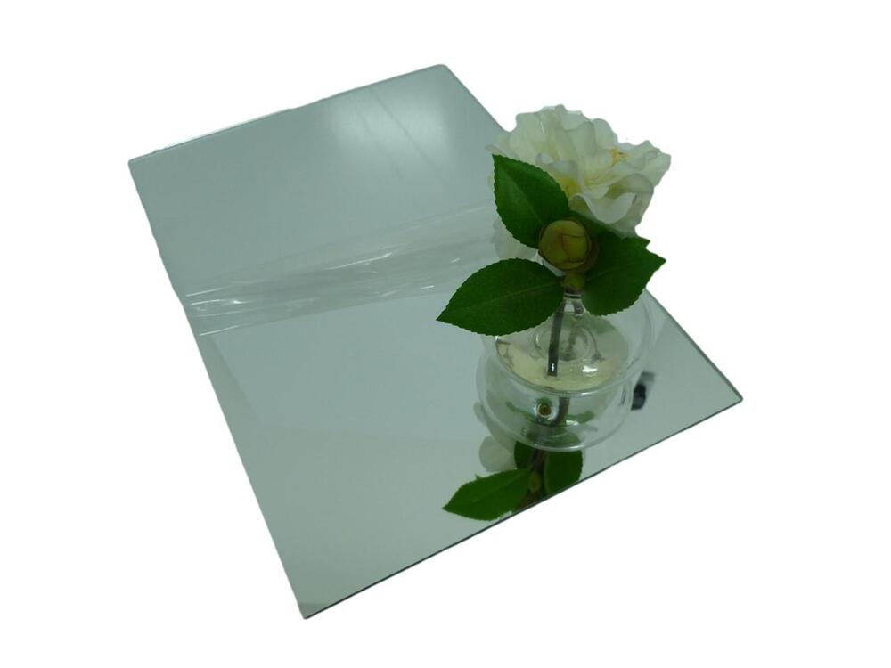 Classikool 3mm Thick A4 Mirror Acrylic Plastic Sheet Tile