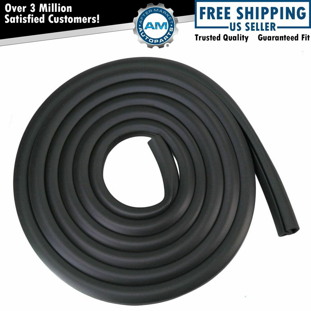 Rubber Door Weatherstrip Seal Left Or Right For 73 79 Ford