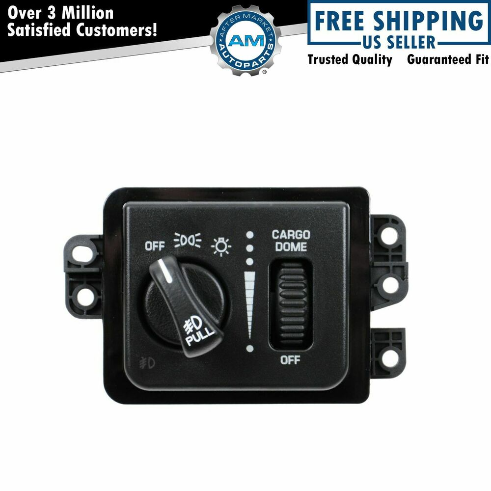 Headlight    Fog Light    Switch    for Dodge Ram Pickup 1500 2500