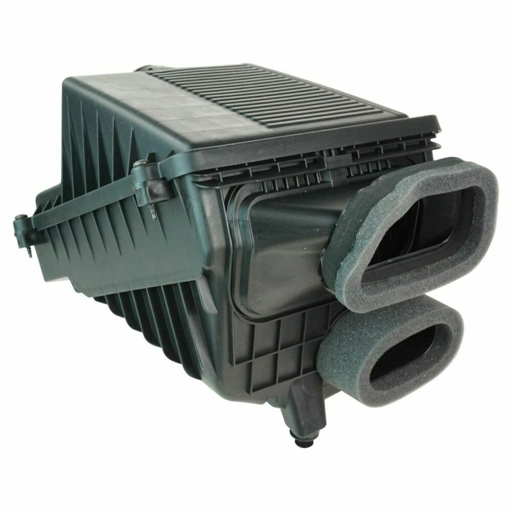 air filter cleaner intake box for silverado sierra. Black Bedroom Furniture Sets. Home Design Ideas