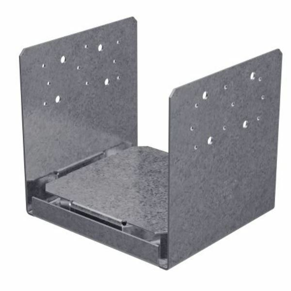Simpson strong tie abu ss post base deck stainless