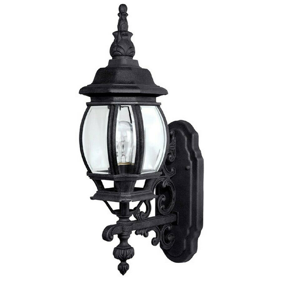 Capital lighting french country 1 lamp wall mount outdoor - Exterior wall mount light fixtures ...