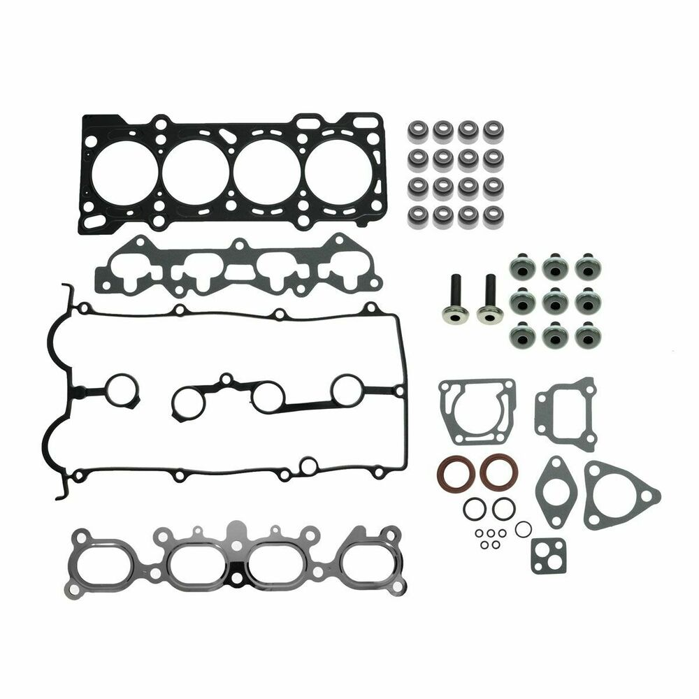 service manual  mazda 626 head gasket ebay