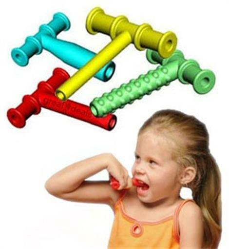 Chewy Tubes Autism Oral Motor Device Speech Therapy